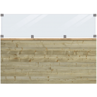 Plus Plank profilhegn 17778-1