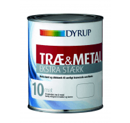 Dyrup træ & metal 10