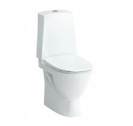 Laufen pro-n toilet hvid    *U