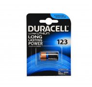 Duracell batteri 123 Photo  NT