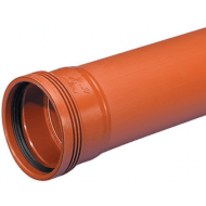 Wavin kloakrør PVC SN4