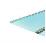 Plastmo sunglaze tagplade