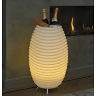 KOODUU-lampe med højtalere