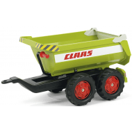 Rolly Halfpipe CLAAS