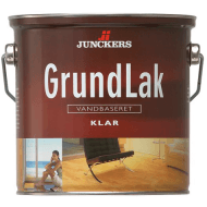 Junckers grundlak klar