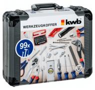 KWB værktøjssæt 99 dele
