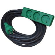 DVA kabelsæt m/jord