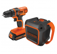 Black & Decker akku bore-/skr.
