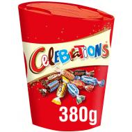 Celebration gaveæske 380g