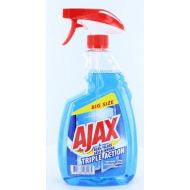 Ajax glasrensespray