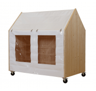 Plus shelter m/hjul