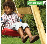 Jungle Gym gyngesæde rød
