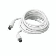 Jo-el antennekabel hvid