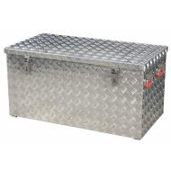 Jumbo transportkasse aluminium